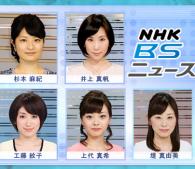 『BSニュース』の公式サイト。出演者一覧しかコンテンツがない無愛想さが新鮮