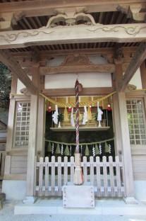 歓喜神社、またの名を阪田神社