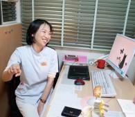 理学療法士の重田美和先生
