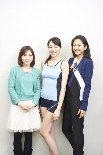 はあちゅうさん、EICOさん、冨田さん
