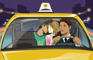 「タクシーは危ない!」 ゾッとする運転手の告発
