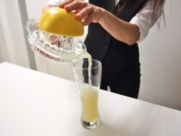 グレープフルーツビール(作り方2)