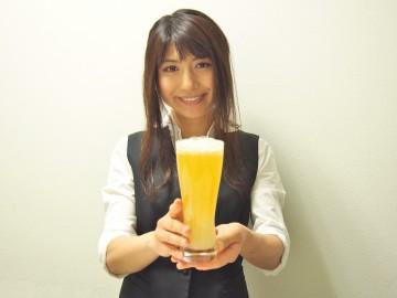 グレープフルーツビール(作り方4)