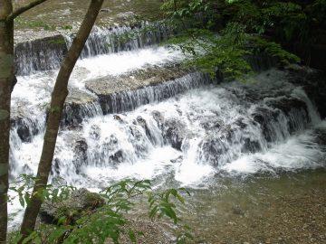 京都鞍馬の軟らかい天然水