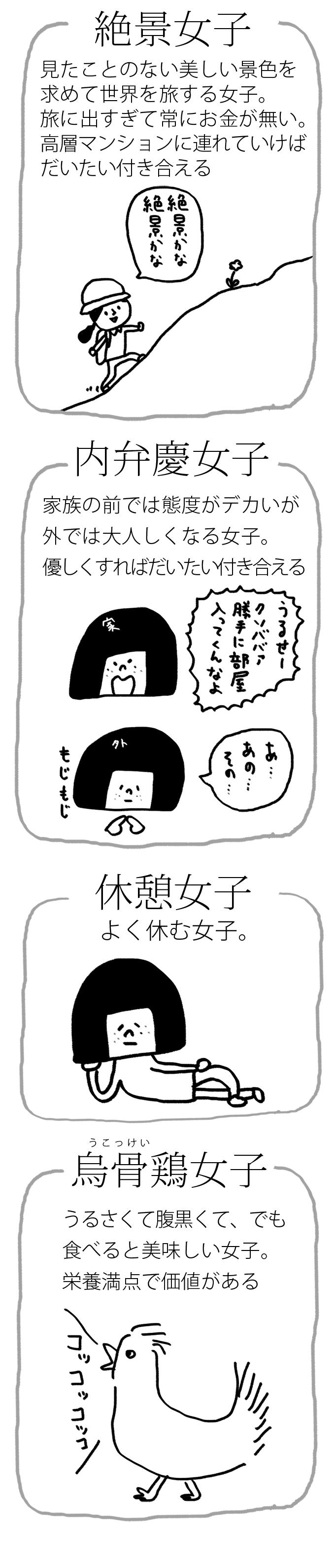 モテないアラサー女子 漫画2