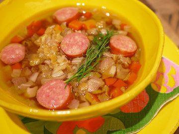便秘解消スープ