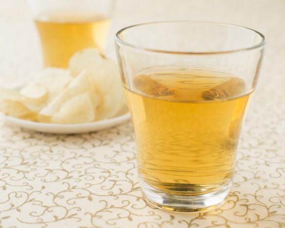 さわやかでフルーティな杏露酒(2)