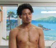 K-1ファイターの卜部功也さん(25歳)はラテン風イケメン