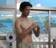 加藤さんの水着姿