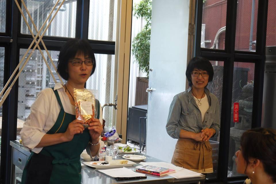 DRY and PEACEのサカイさんと田平さん