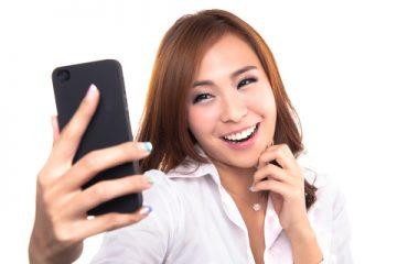 外国人目当ての日本人女性