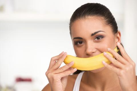 夕食前のバナナで痩せて美肌に!?