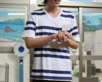 白又敦さん(20歳)は山P似の正統派イケメン