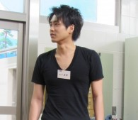 審査員に人気の高かった田中さん