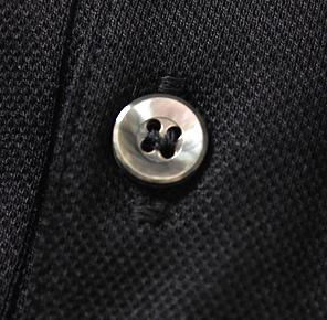天然貝のボタン