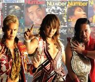 『Number』が14年ぶりプロレス特集