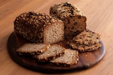 「ベケライ・ダンケ」のライ麦パン