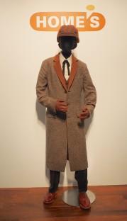 ニノが着たミスター・ホームズの衣装