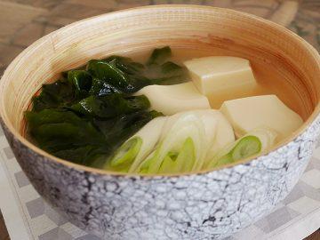 氷温熟成_味噌汁