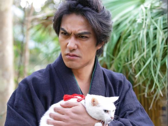 『猫侍 南の島へ行く』より_5