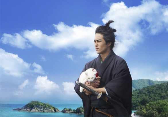 『猫侍 南の島へ行く』より