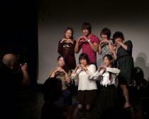 飯伏幸太_もえプロ女子会記念写真
