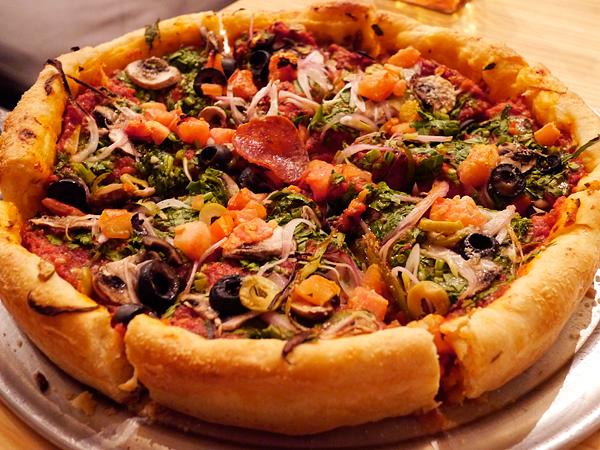 ずっとキレイでいる食事 『第20回 ピザ』2
