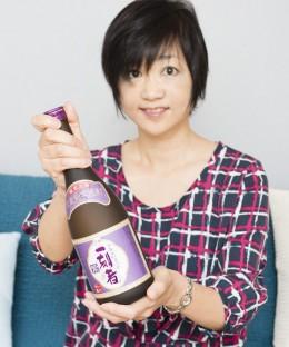 江口さんと紫