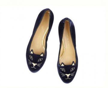 シャーロット・オリンピアの靴