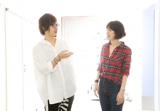 MBさんと山本さん