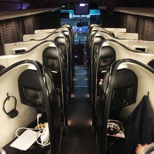 深夜 バス