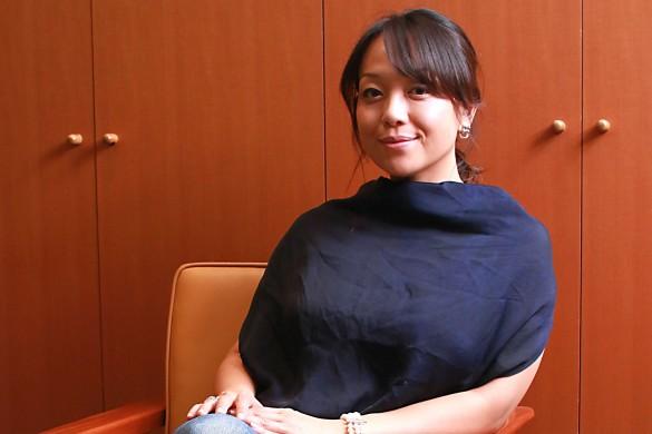 森尚子さん
