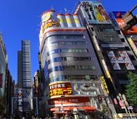 ドン・キホーテ新宿東口本店の外観