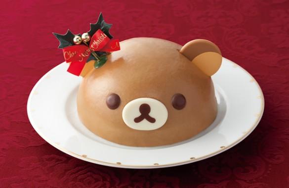 リラックマケーキ