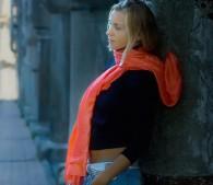 赤いスカーフ