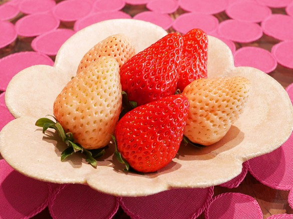 イチゴ(大粒3~5個:90μg)