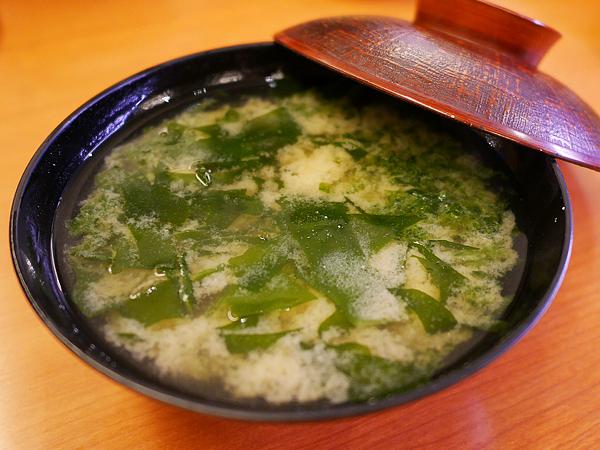 海藻系味噌汁