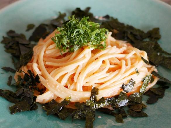Tarako (Alaska pollack roe) Spaghetti