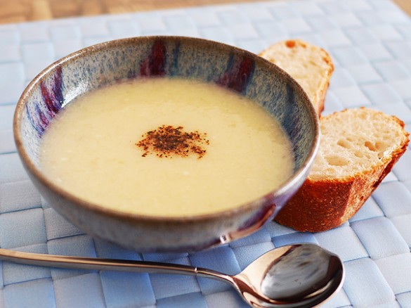 Melted Cheese Miso Potage
