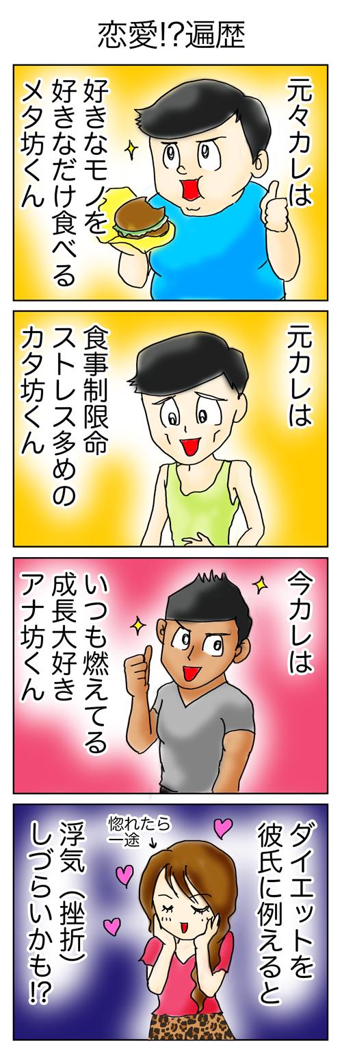 なちゅマンガ