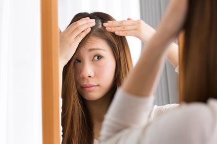 「朝シャン」は薄毛の原因に!