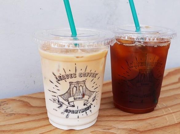 LEAVES COFFEE APAERTMENT