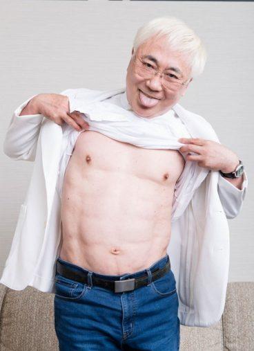 高須 院長 腹筋 高須克弥...