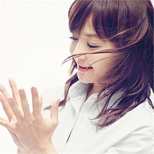 華原朋美のシングル「君がそばで(初回限定盤)」