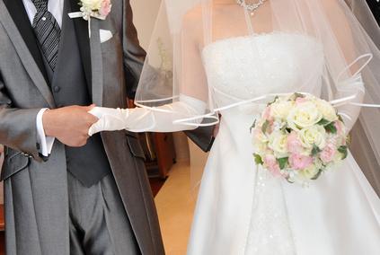 できちゃった結婚