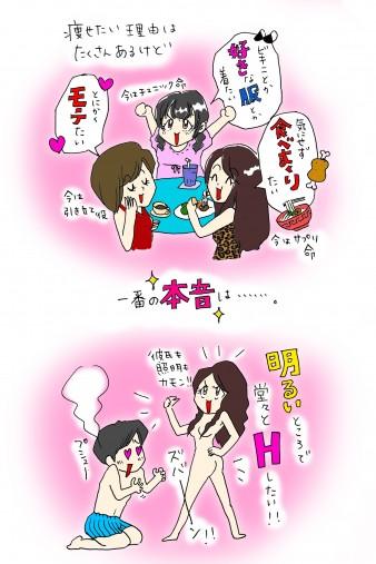 なちゅ漫画