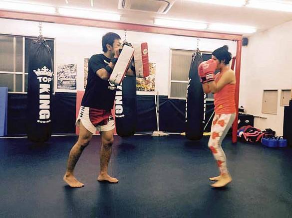 キックボクシング2