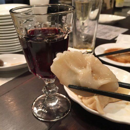 「貘 餃子とワインバル」の水餃子