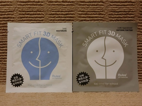 too cool for schoolのSMART FIT 3D MASK