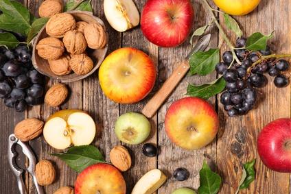 りんごとフルーツ